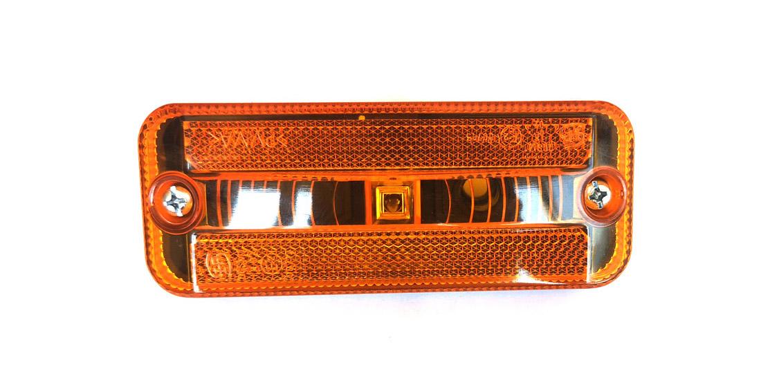Feu de position SM1 orange à ampoule